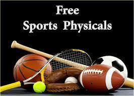 Grade 5 Students - Free Sports Physicals