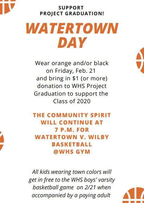 Get your Orange and Black on!
