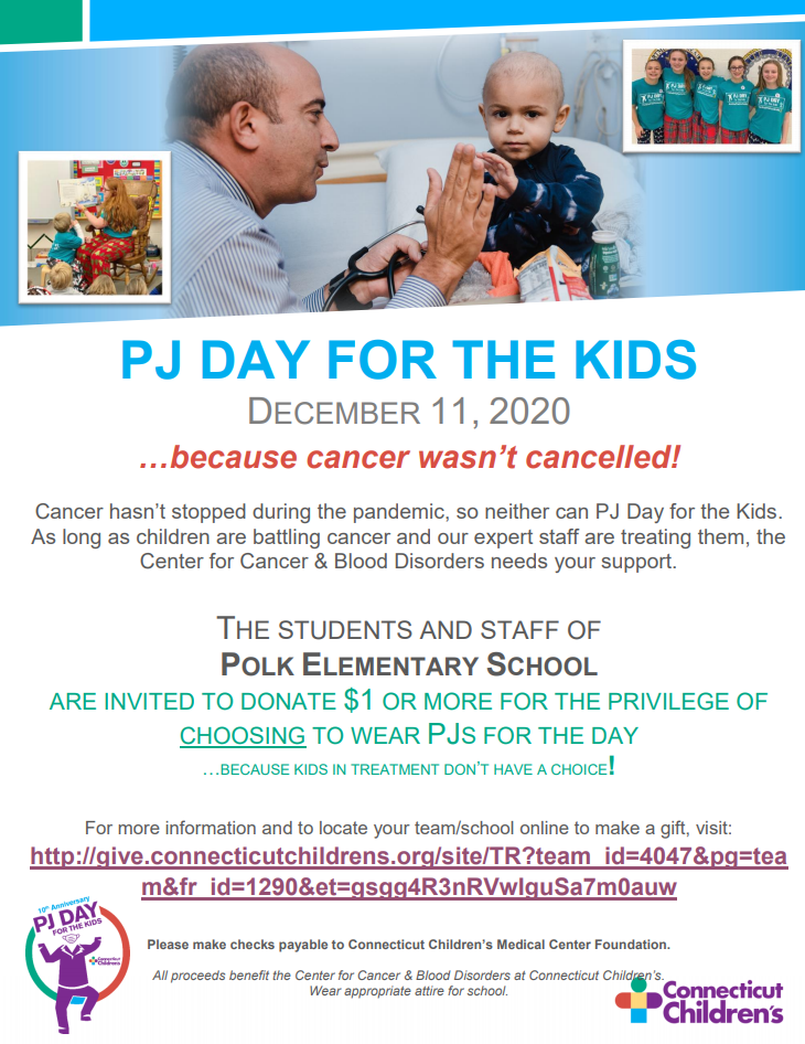 PJ DAY for CCMC Today 12-11