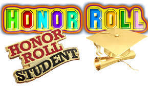 Swift Middle School Honor Roll