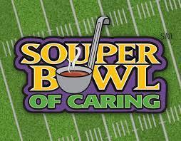 Souper Bowl - Let's stock the Food Bank!