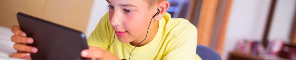 Learning to Manage Screen Time with Your Child