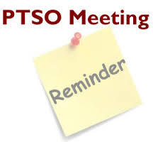 PTSO Meeting Reminder