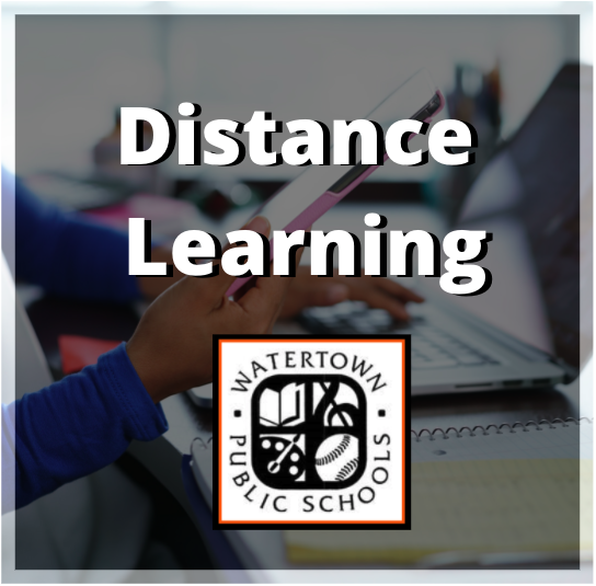 Distance Learning Begins March 30th