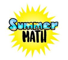 Summer Math Opportunities and Summer Math Passport!!