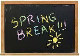 April Break Travel Guidance