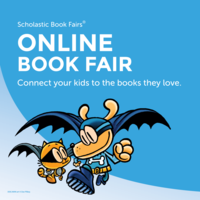 Don't forget about the Virtual Book Fair!