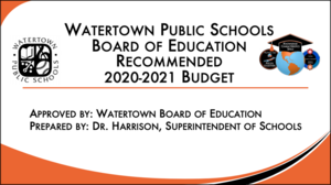 BOE Approves Superintendent's Budget