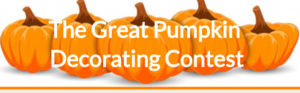 "Swift""s Great Pumpkin Decorating Contest"