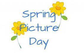 Spring Picture Day April 27th