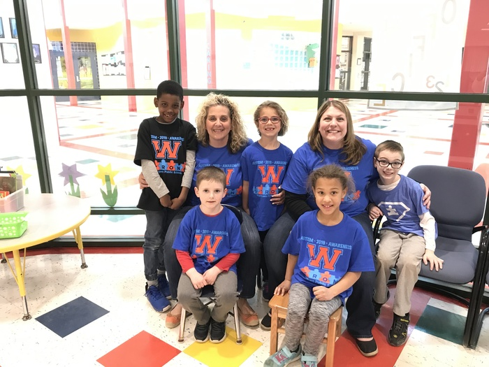 JTPS Autism Awareness