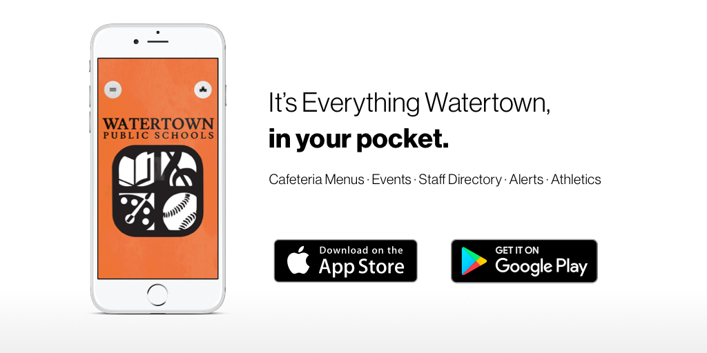 Watertown App