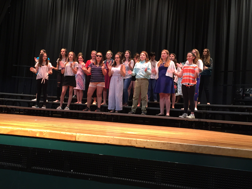 Our Select Choir