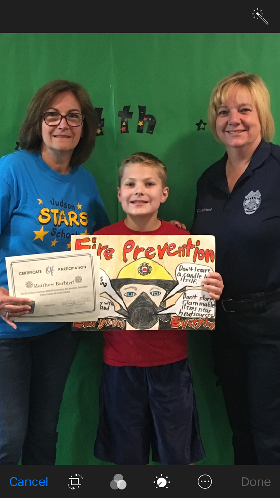 Fire Prevention Contest