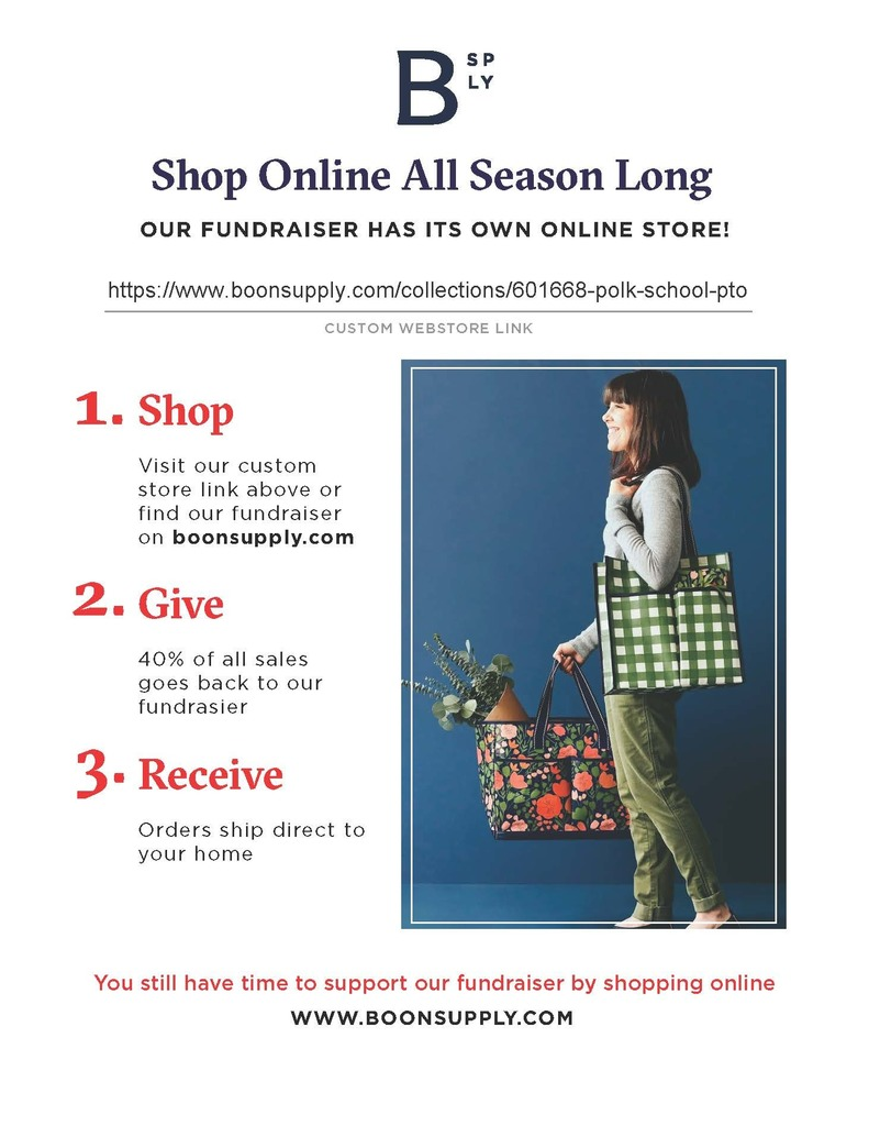 Online Clothing Sale Flyer