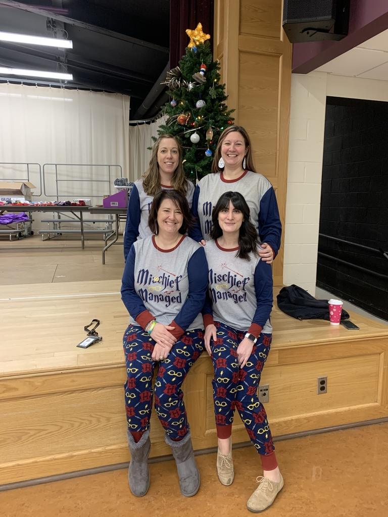 Teachers in pajamas