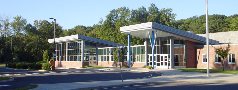 Judson Elementary Front of School